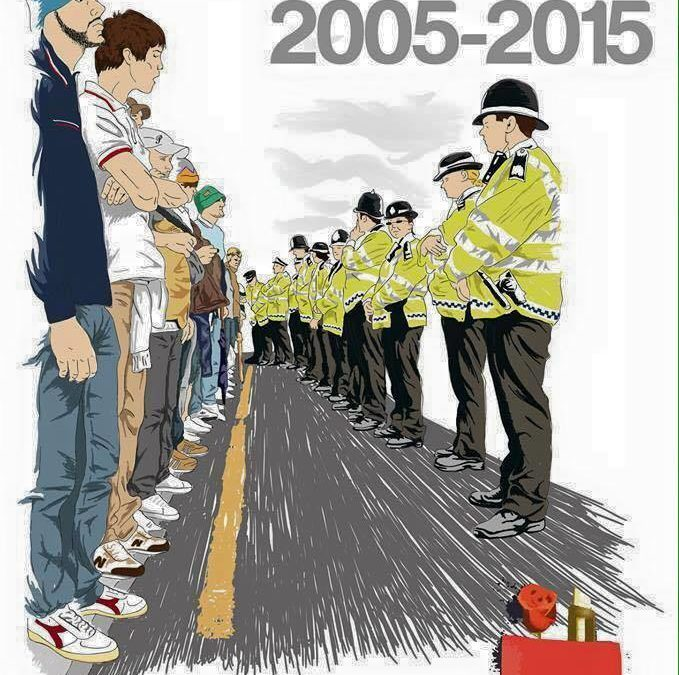 Pharabouth…2005-2015 troubles on the terraces