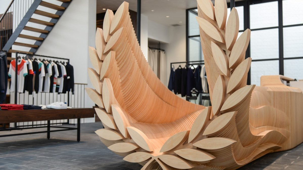 Fred Perry Flagship Store Tokio