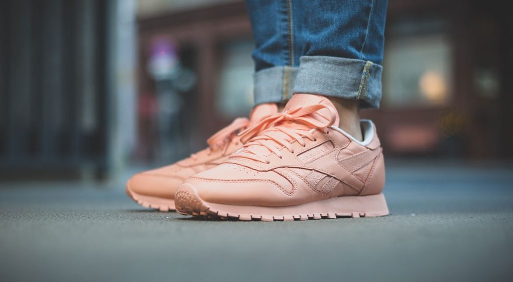 REEBOK X FACE STOCKHOLM CLASSIC LEATHER SPIRIT