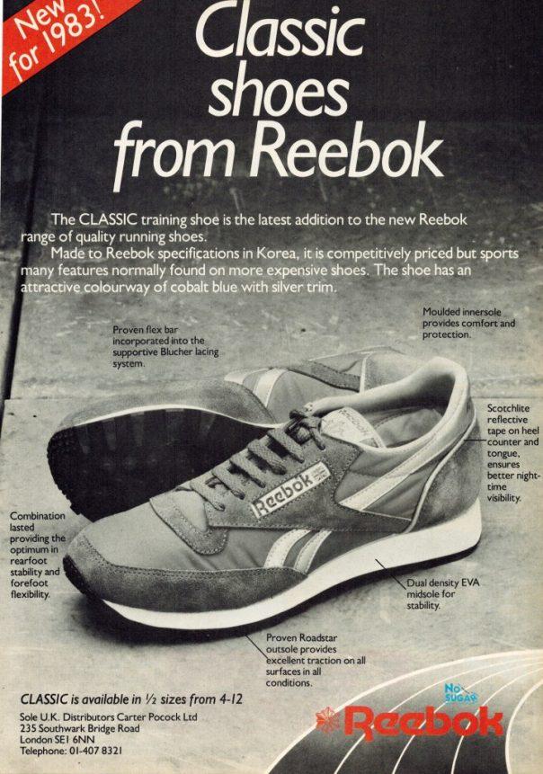 reebok classic 1983