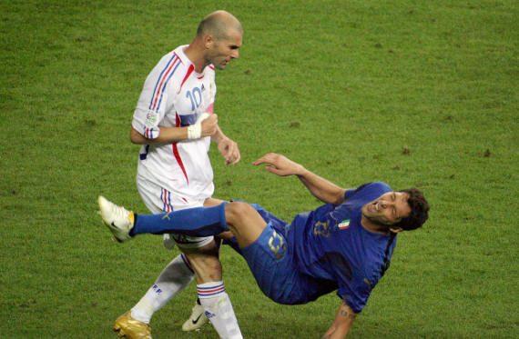 LE BEAU JEU Teil 3 Zidane vs Materazzi