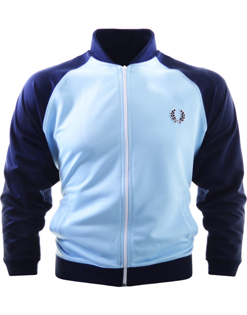 Fred Perry Bomber Track Jacke