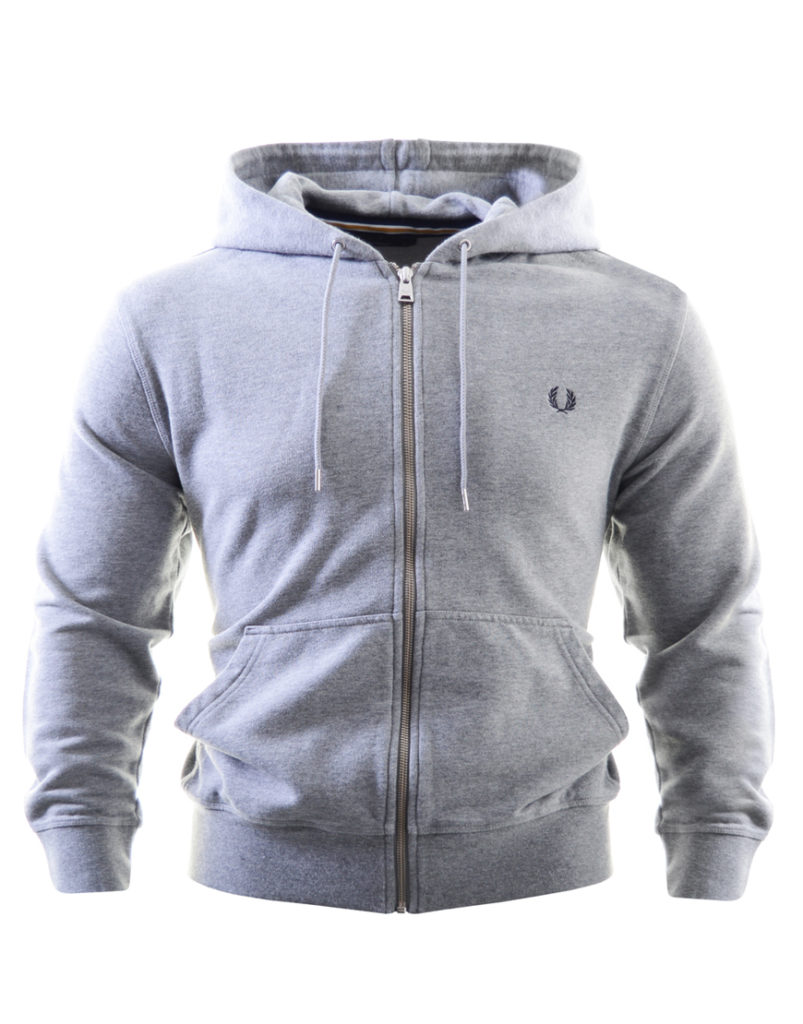 Fred Perry Loopback Hooded Swea