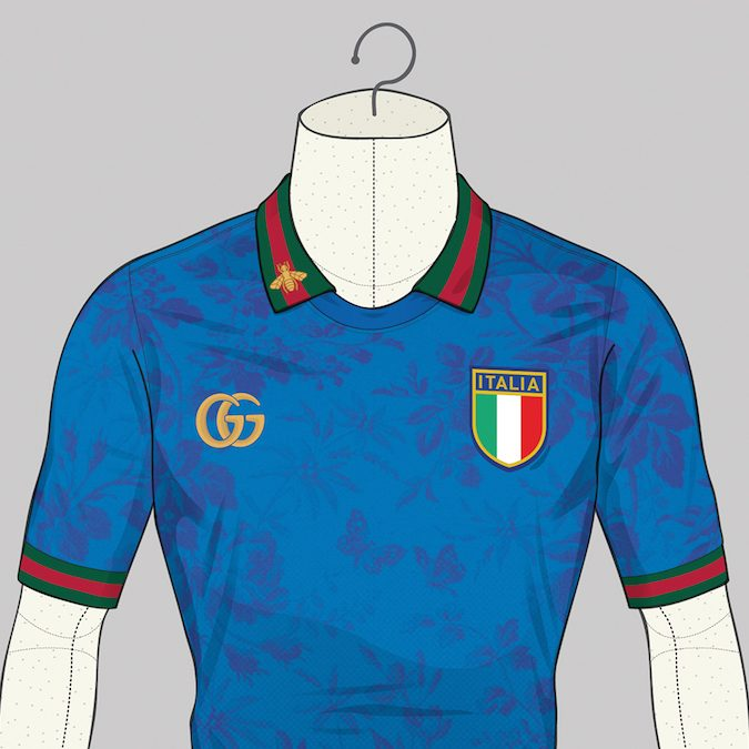 ITALY-GUCCI