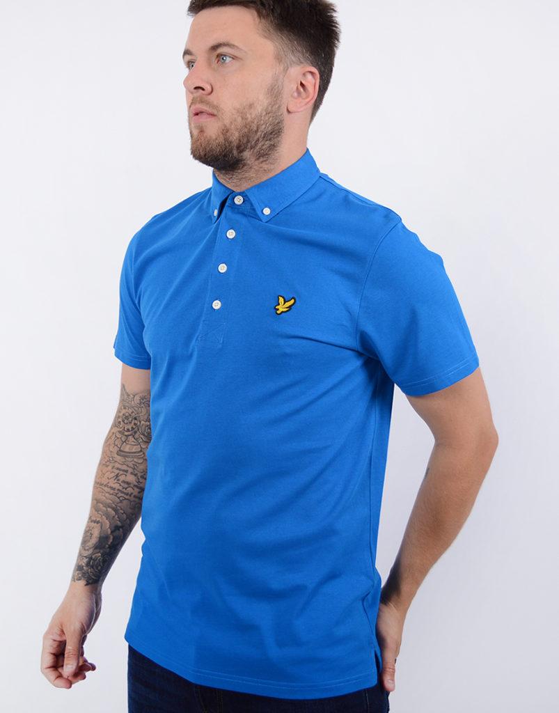 Lyle & Scott Jersey Polo Shirt