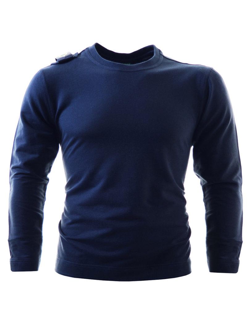 MA.Strum LS Loopback Jersey Crew Sweatshirt