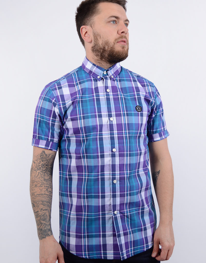 Marshall Artist Madras Shirt