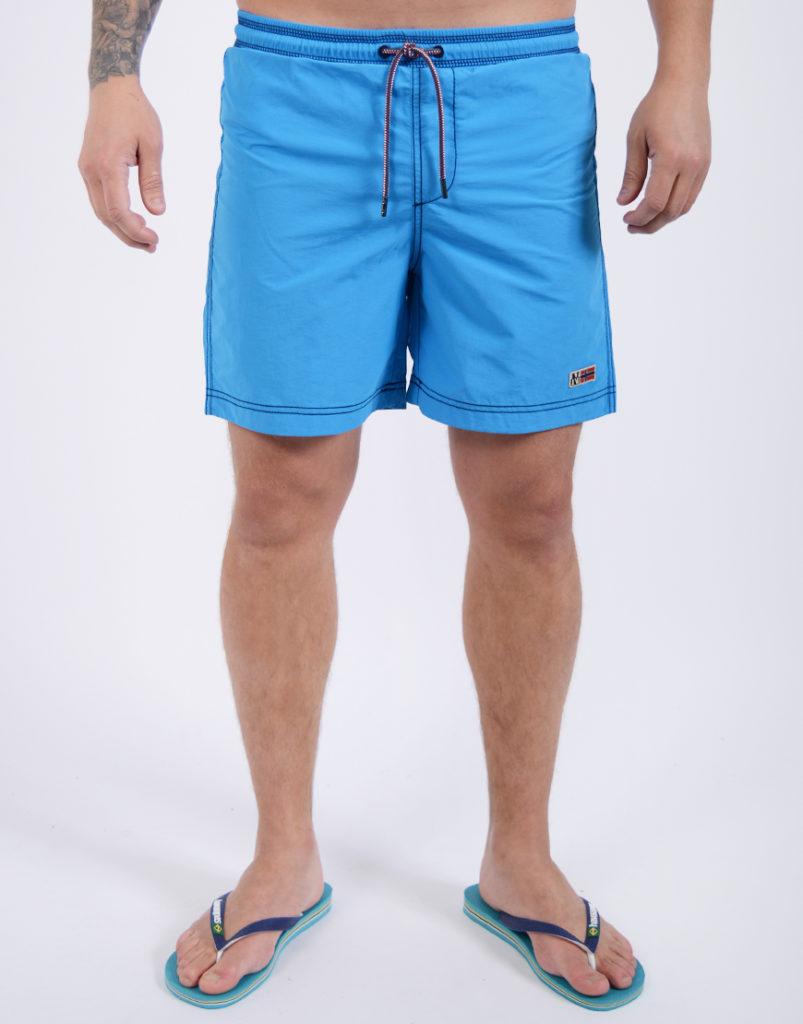 Napapijri Villa Swim Shorts Plumbago