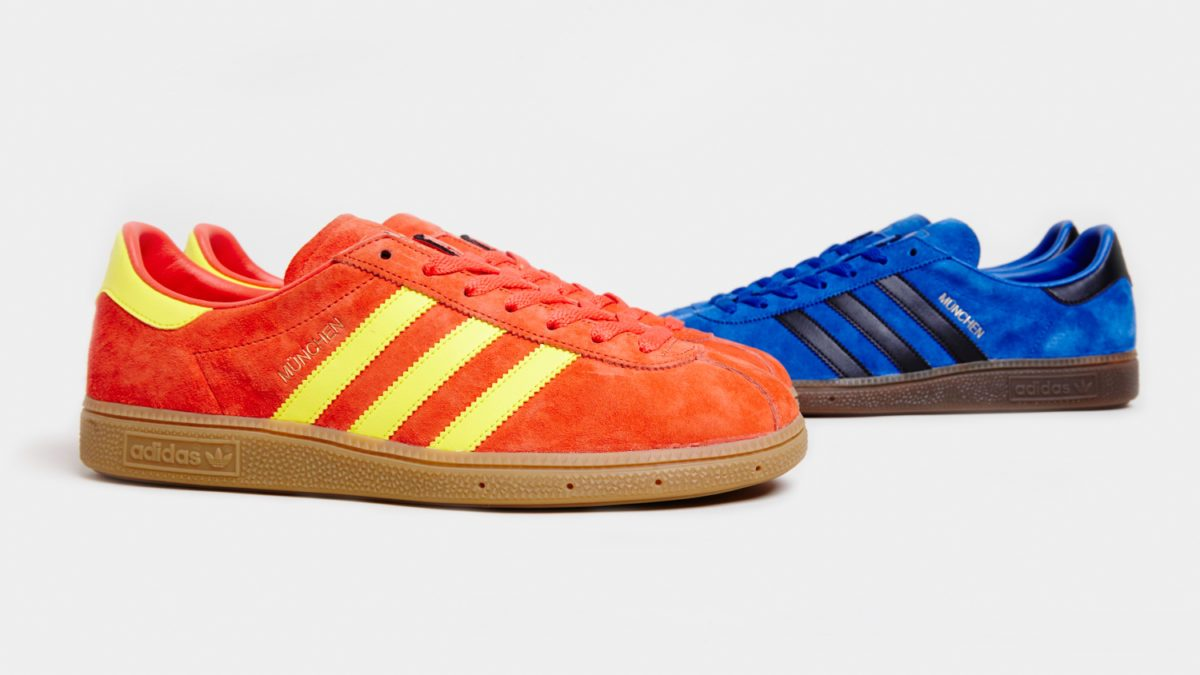 adidas Originals Archive München – size? Exclusive
