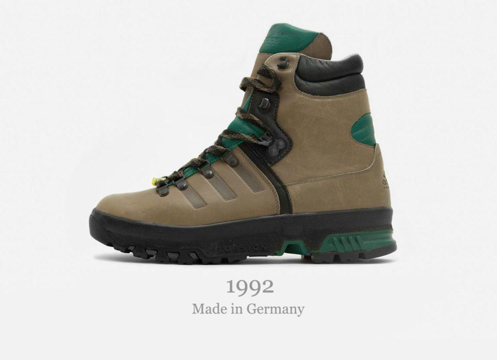 adidas Equipment Trekker – Made in Germany