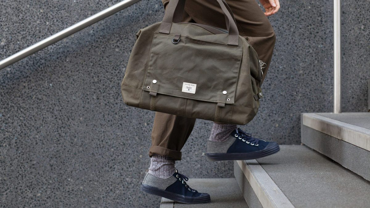 universal works x barbour