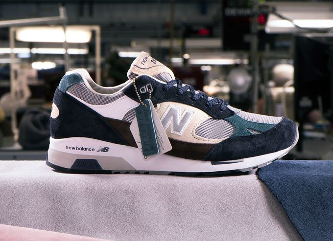 New Balance MiUK Surplus Pack Sapeur One Step Beyond