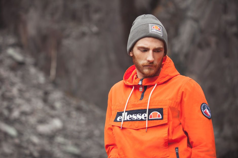 ellesse mit dem neuesten Streich: White Mountain Collection