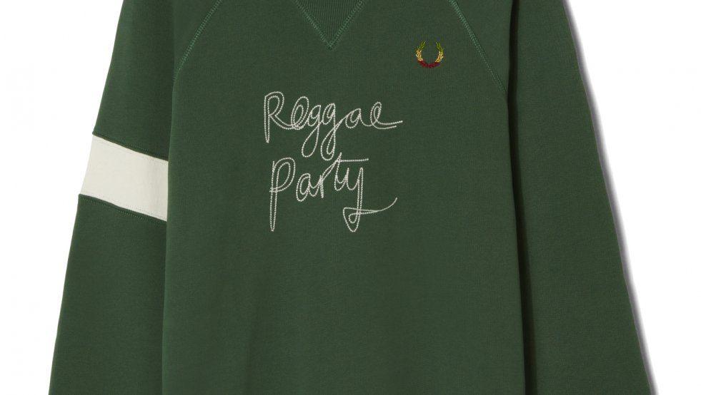 """Fred Perry X Bella Freud laden euch zur """"Reggae Party"""" ein"""
