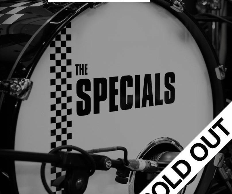 Fred Perry Subculture presents The Specials