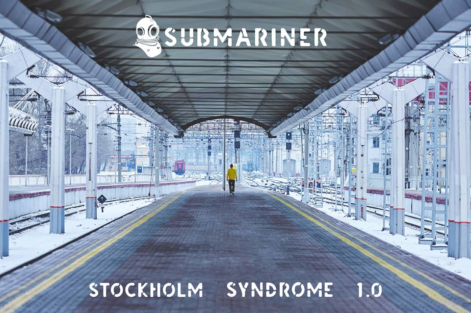 Submariner Moscow X The Terrace Stockholm