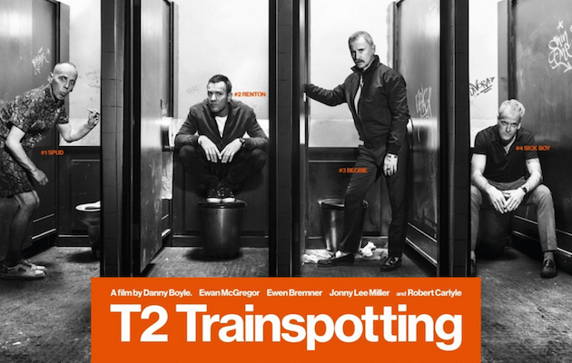 Young Fathers – Get Up (Trainspotting 2 Soundtrack)