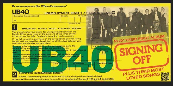 UB40 in der Frankfurter Batschkapp