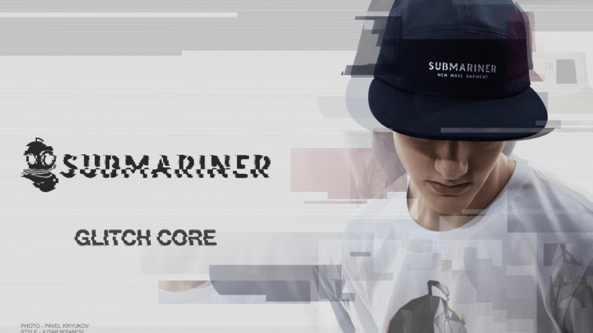 Submariner Moscow präsentiert die Glitch Core-Kollektion