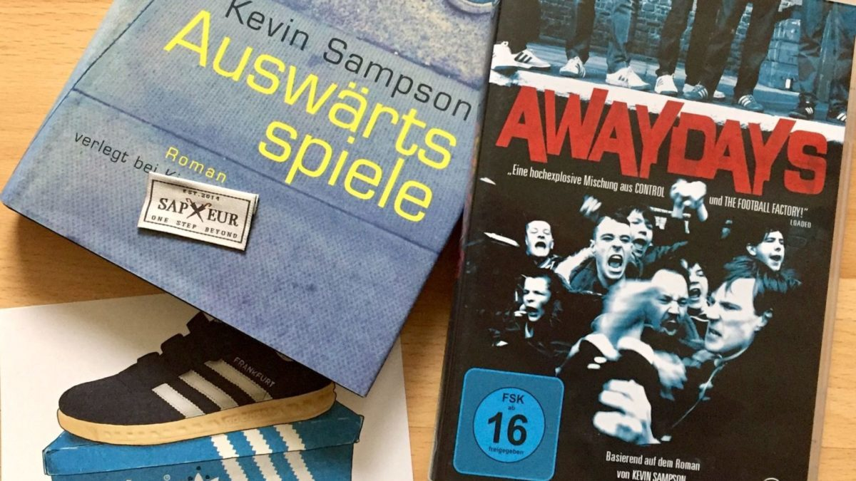 STARS OF CCTV Teil 3: Awaydays