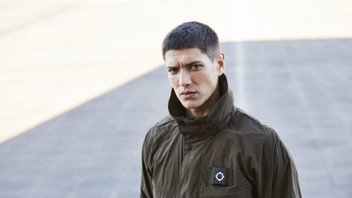MA.STRUM präsentiert militärisch inspirierte Mode für Männer