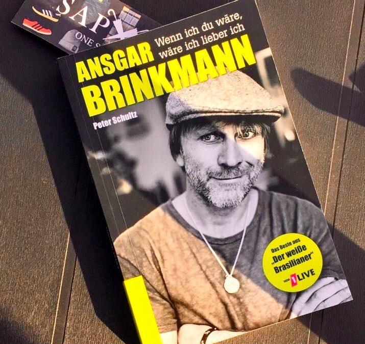 Buchvorstellung: Ansgar Brinkmann – Wenn ich du wäre, wäre ich lieber ich