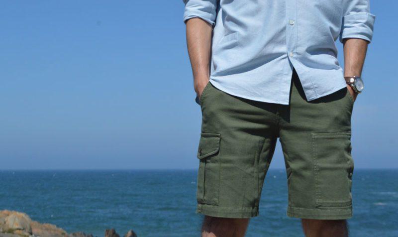 Sapeur OSB Summer Essentials: Kurze Hosen (Shorts)