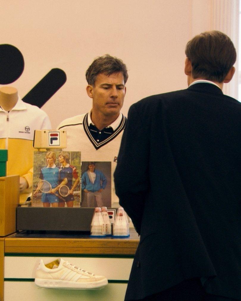 """Neil Primett in """"The Firm"""""""