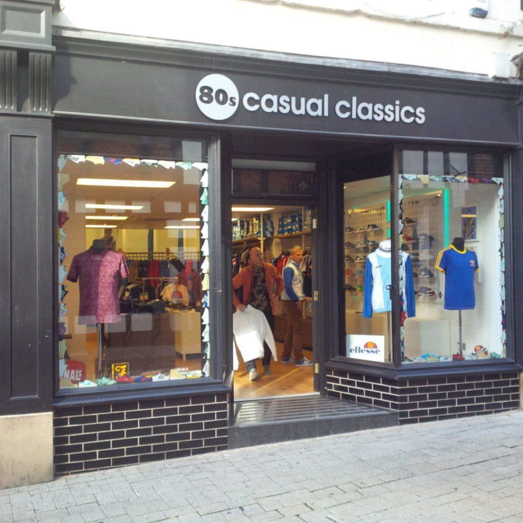 80s Casual Classics in Derby