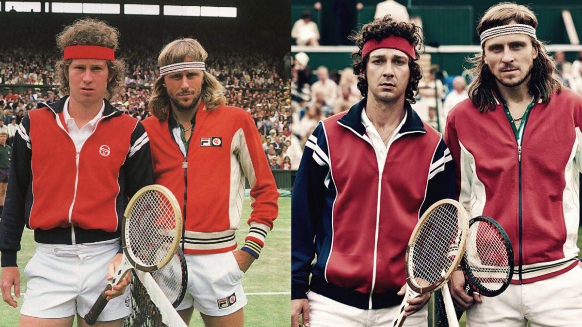 Borg vs McEnroe – Die Geschichte zweier Tennislegenden
