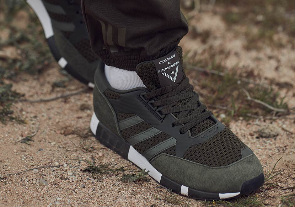 adidas Originals x White Mountaineering Boston Super Primeknit