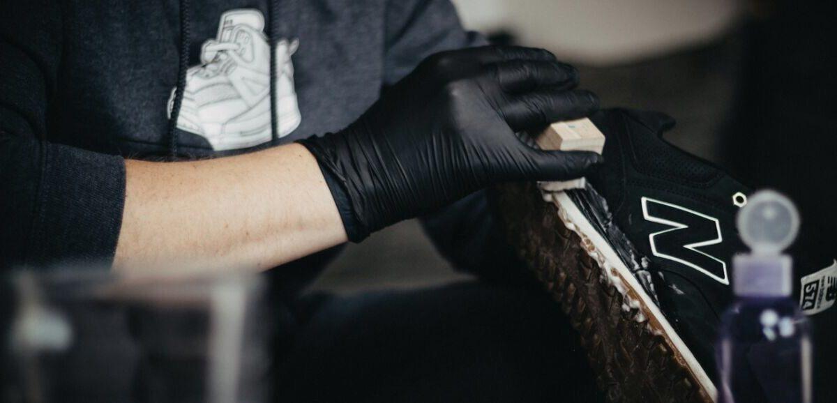 Sapeur OSB im Gespräch: Dominic Trieschmann, Sneaker-Cleaner