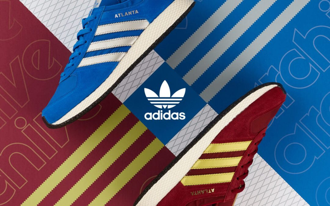 Der adidas Originals Atlanta kommt als size? Exclusive zurück