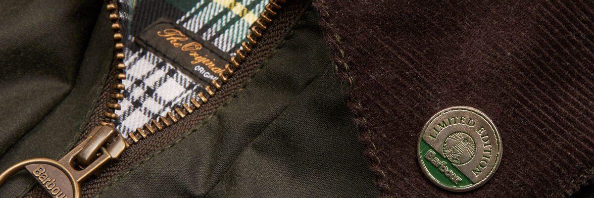 Barbour präsentiert passend zum Herbst zwei limitierte Jackenmodelle