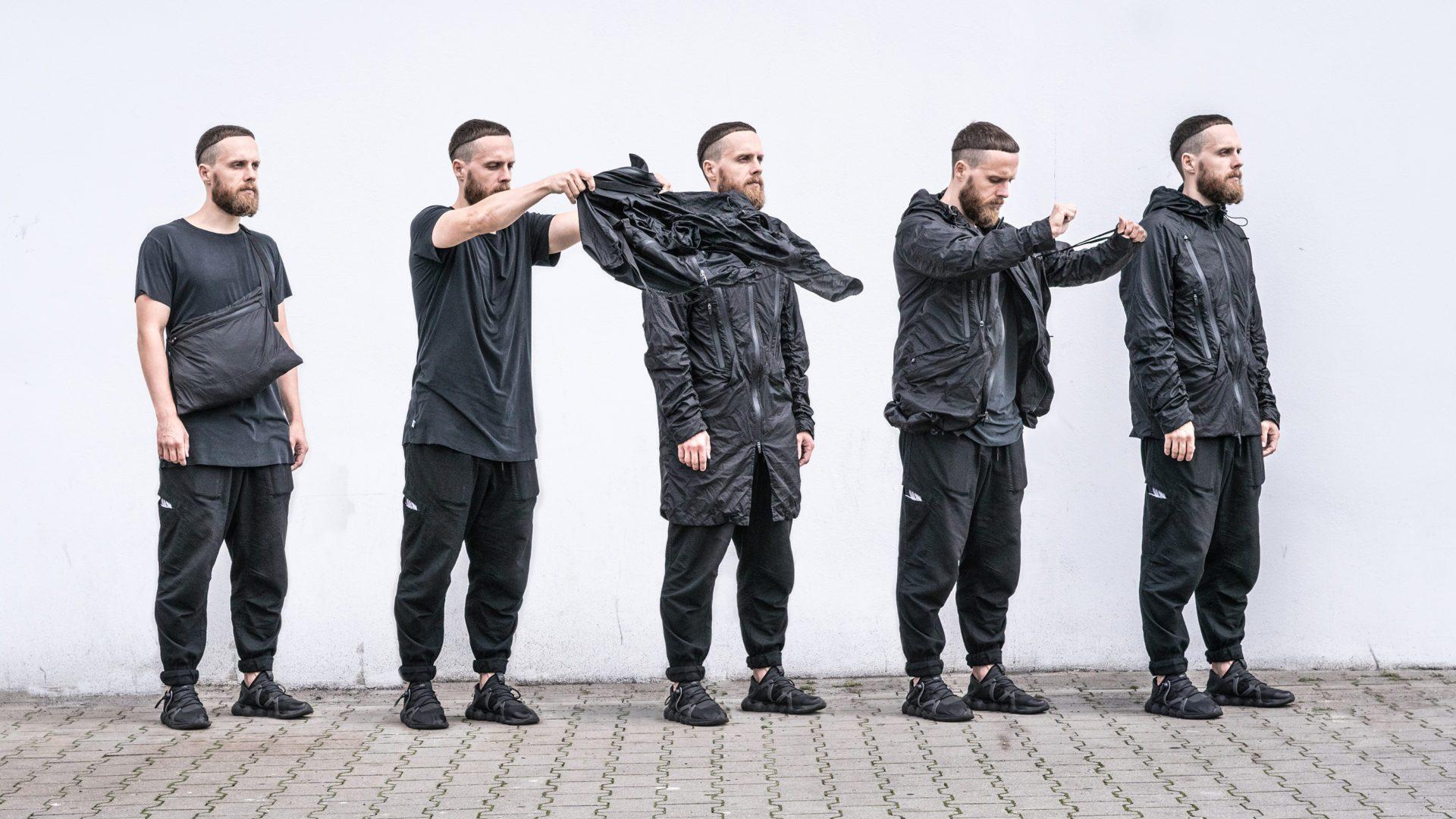 Riot Division präsentiert die Ultimate City Jacket