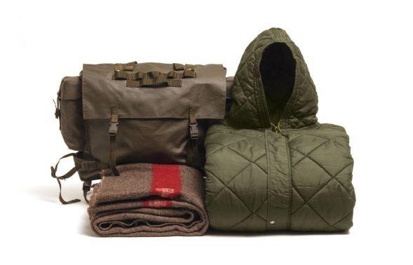 Sempach – Zeitlose Jacken inspiriert vom Schweizer Militär
