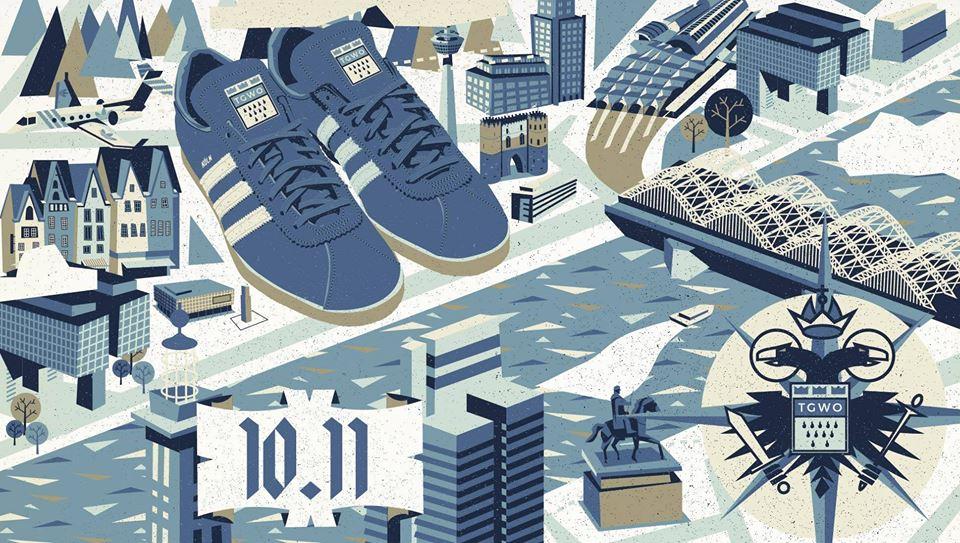 adidas City Series: Der adidas Köln kehrt nach 30 Jahren zurück