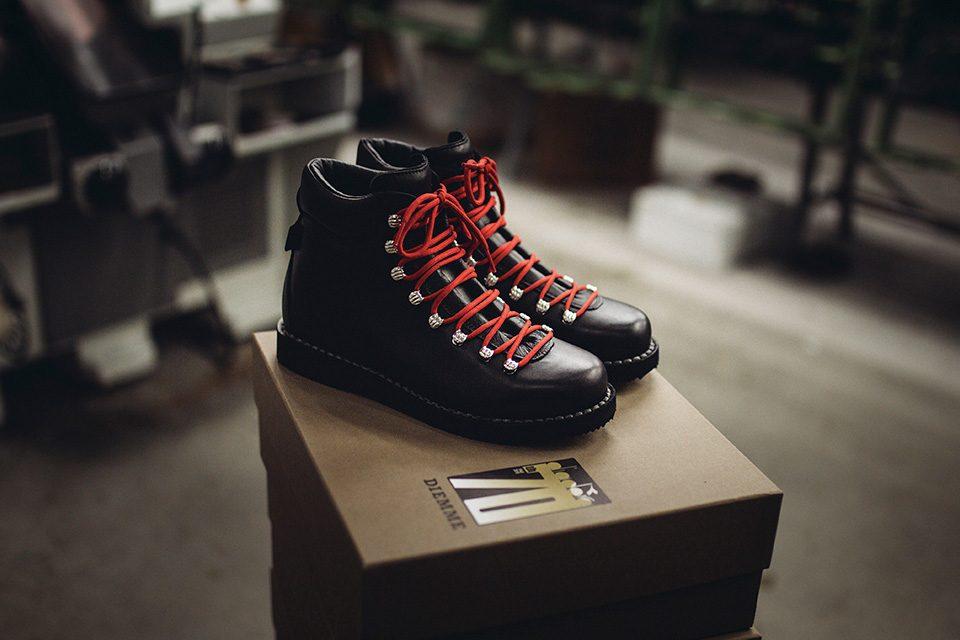"Diemme X Diadora ""Tonale Mod.1948"" – Italian Boots are made for walking"