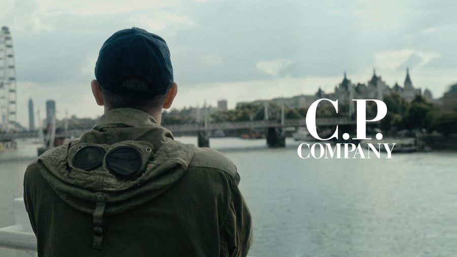 C.P. Company   Eyes on the City   London & Darwen