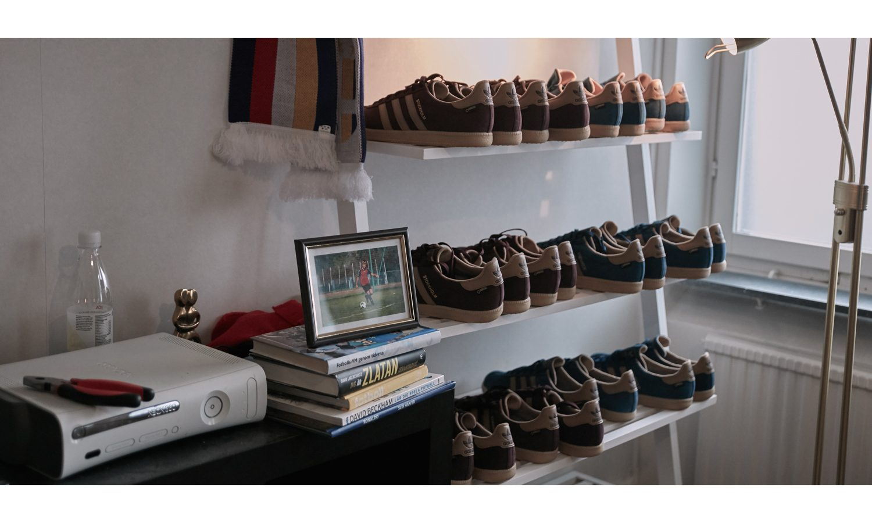 adidas Stockholm Pack exklusiv für Sneakersnstuff