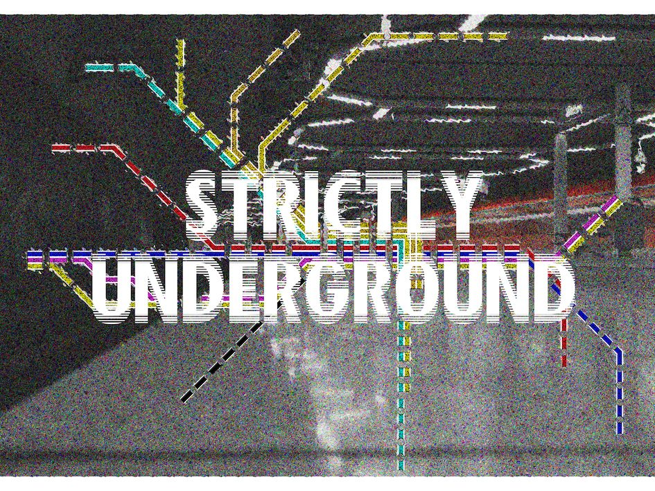 Sapeur OSB – STRICTLY UNDERGROUND