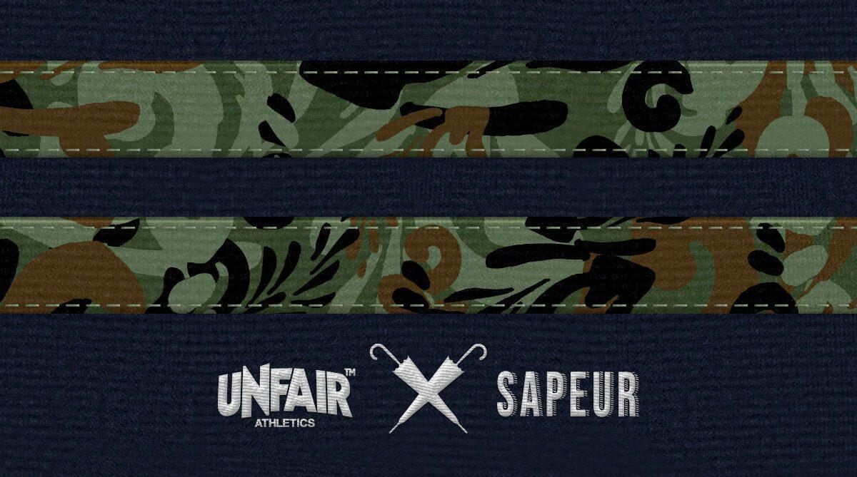 UNFAIR X SAPEUR – Streetwear trifft Casual