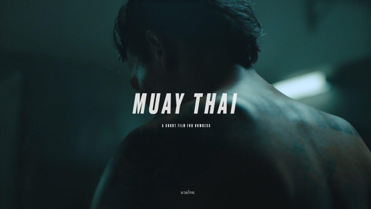 MUAY THAI by Josh Hayward
