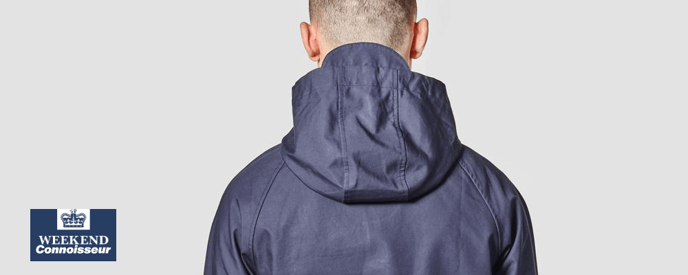 "The Casual Connoisseur X Weekender Offender ""Piccadilly"" Anorak"