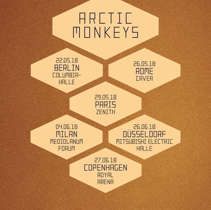 Arctic Monkeys > Neues Album & neue Tour!