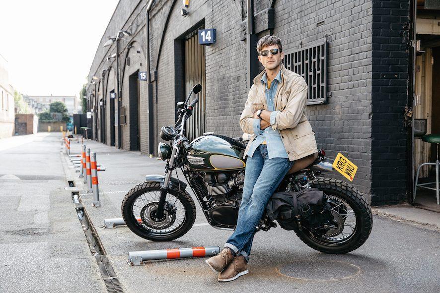 Barbour International – Markante Looks, inspiriert von Barbour´s langjähriger Motorradhistorie