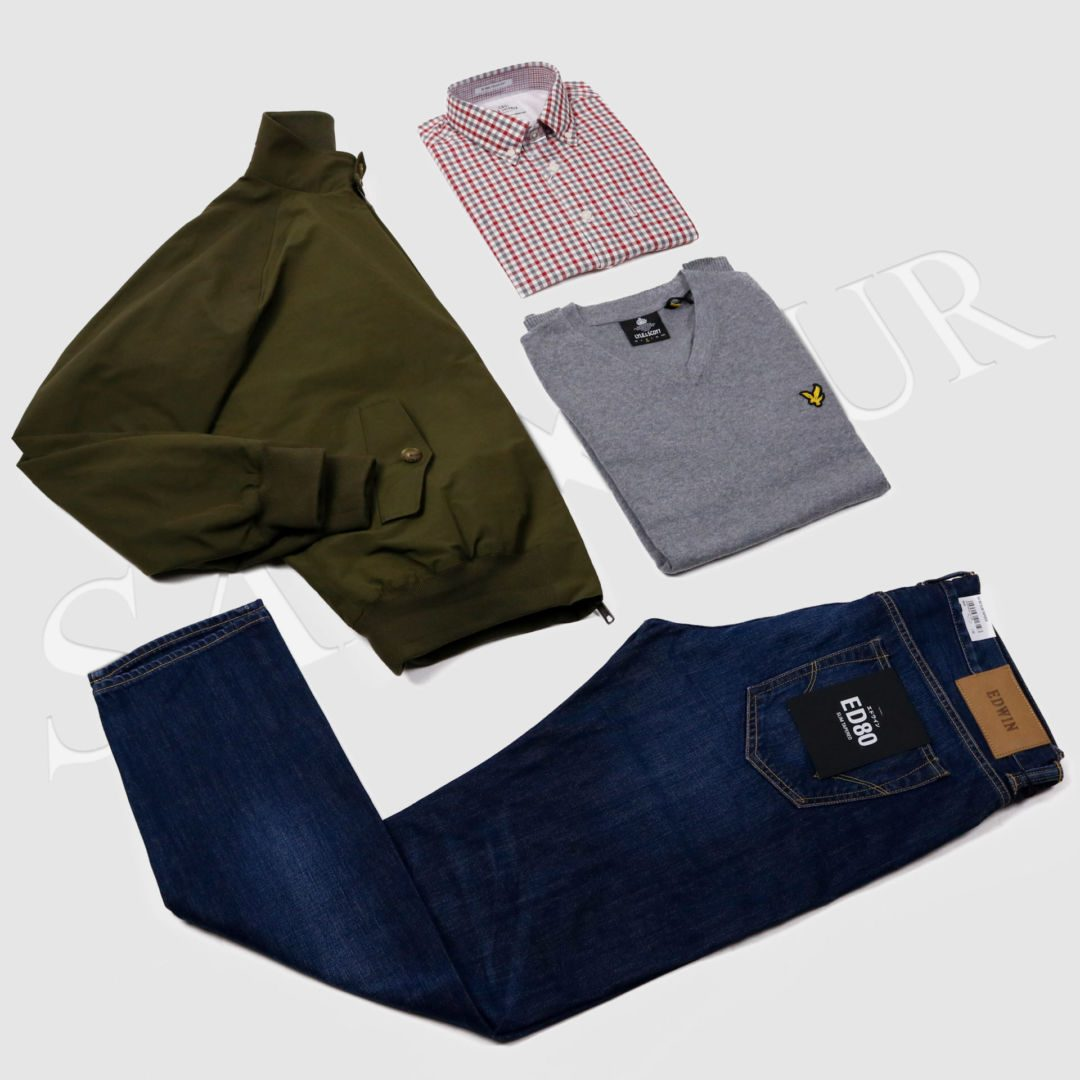 The Smart Dresser | Selected Styles by Sapeur OSB