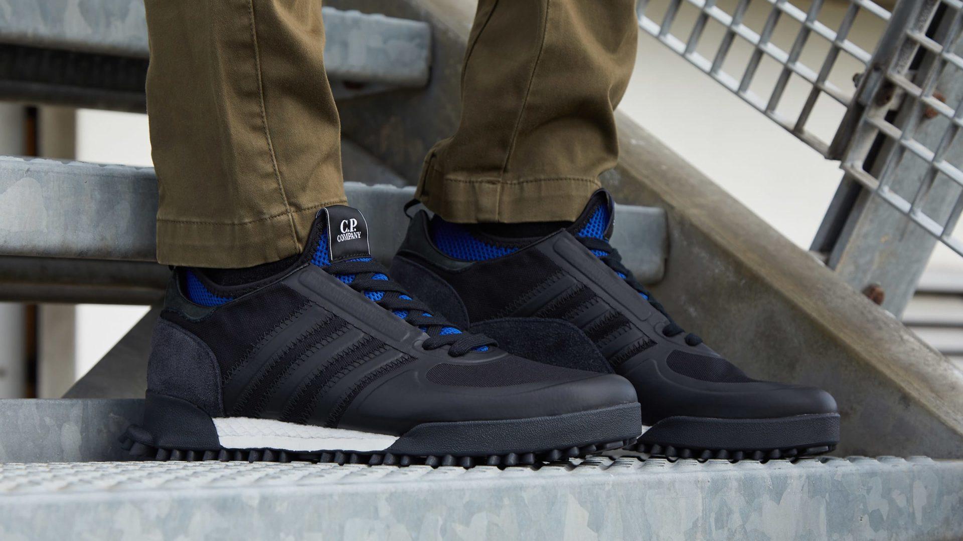 best sneakers 919a0 00b68 ADIDAS X C.P. COMPANY MARATHON - Sapeur - One Step Beyond ...