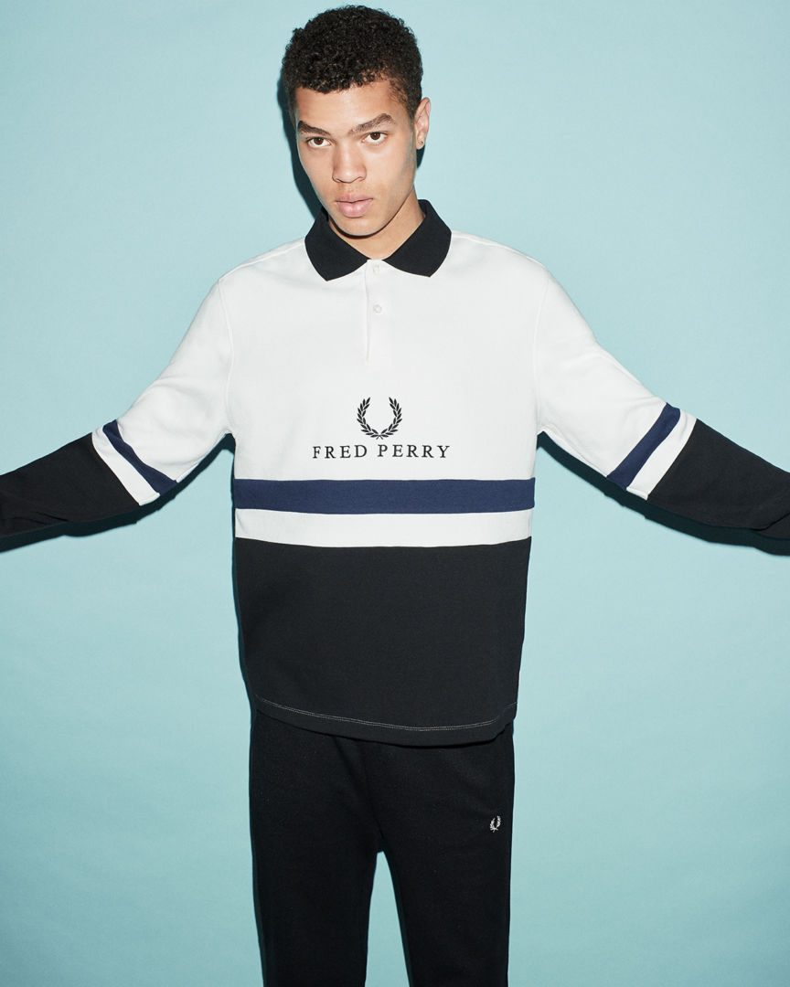 Fred Perry Sports Authentic – Britpop strikes back (again)!