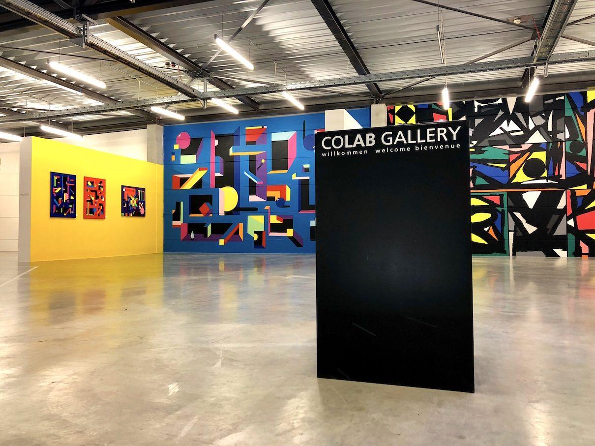 Sapeur OSB Stippvisite: Colab Gallery, Weil am Rhein